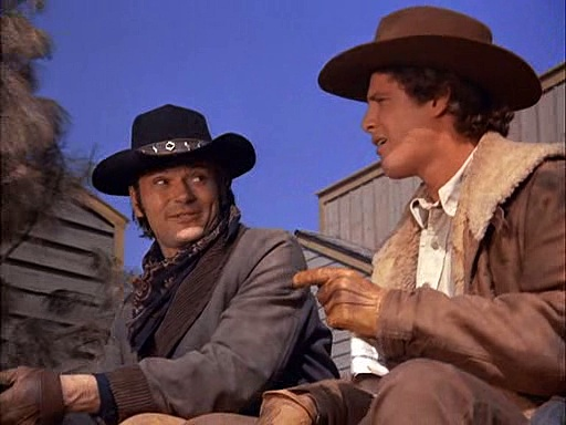 "Alias Smith & Jones ""The Man Who Murdered Himself"" S01 E10"
