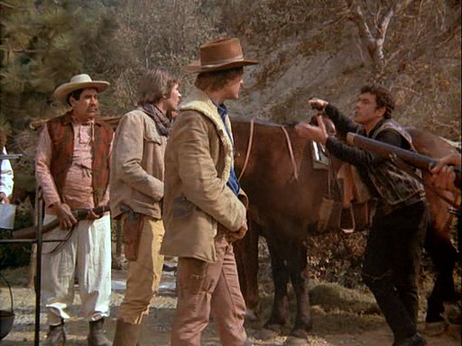 "Alias Smith & Jones ""Journey From San Juan"" S01 E13"