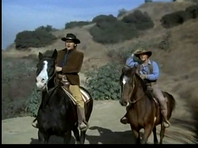 "Alias Smith & Jones ""Miracle At Santa Marta"" S02 E14"