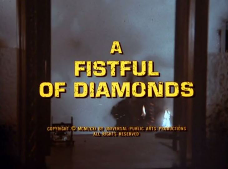 "Alias Smith & Jones "" A Fistful Of Diamonds"" S01 E08"