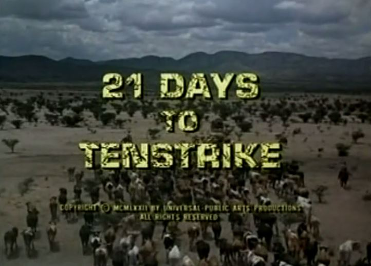 Alias Smith & Jones S02e15  21 Days To Tenstrike