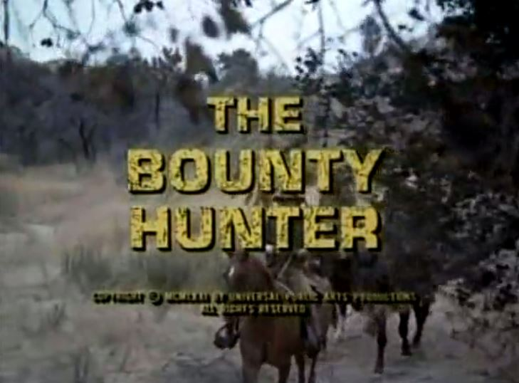 Alias Smith & Jones S02e12  The Bounty Hunter
