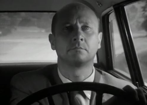 """The Outer Limits """"Man with the Power"""" S01 E04"""