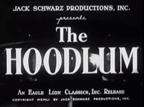 The Hoodlum 1951