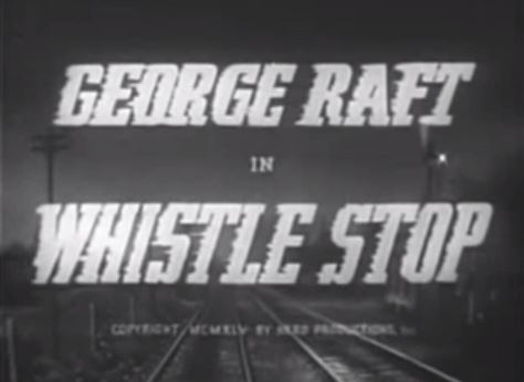 Whistle Stop 1946