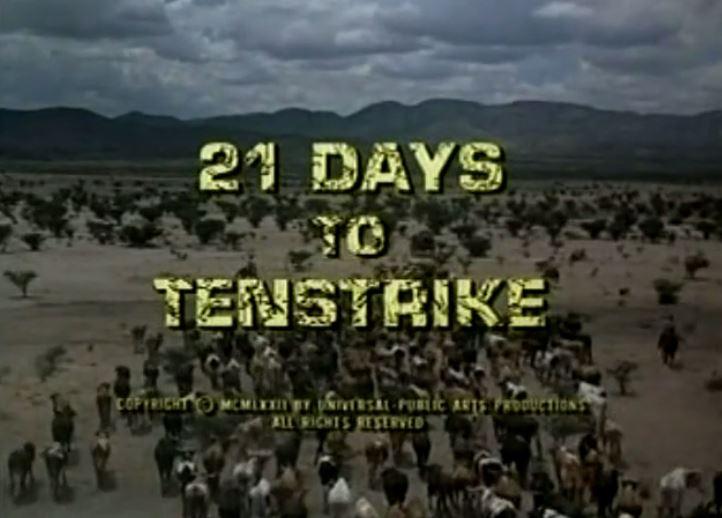 Alias Smith & Jones S02e15  21 Days To Tenstrike