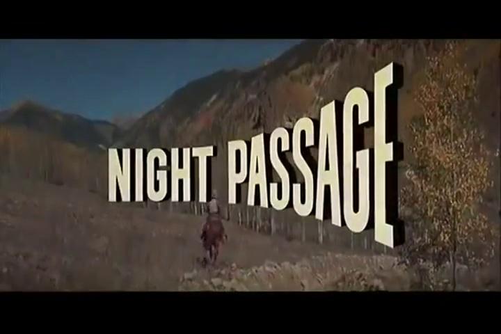 Night Passage 1957