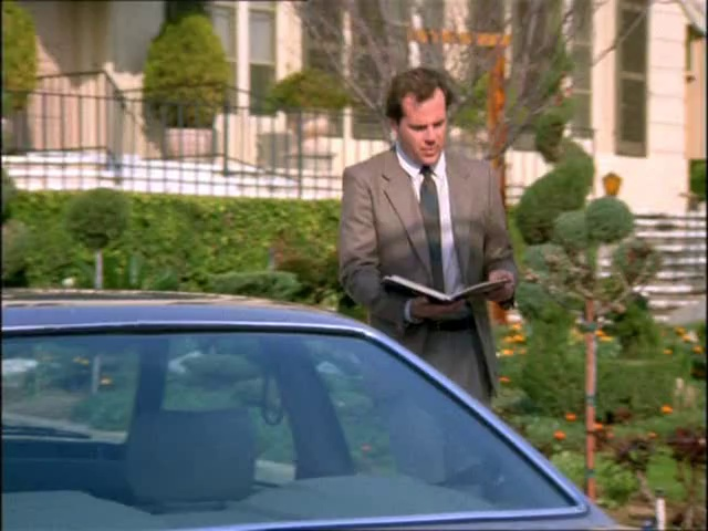 """Moonlighting """"Read the Mind… See the Movie"""" S01 E03"""