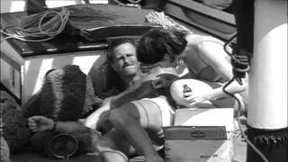 Sea Hunt 1×23 Legend of the Mermaid with Larry Hagman