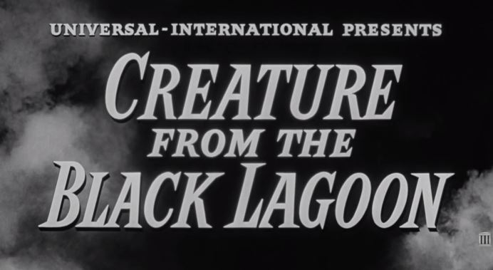 Creature From The Black Lagoon 1954