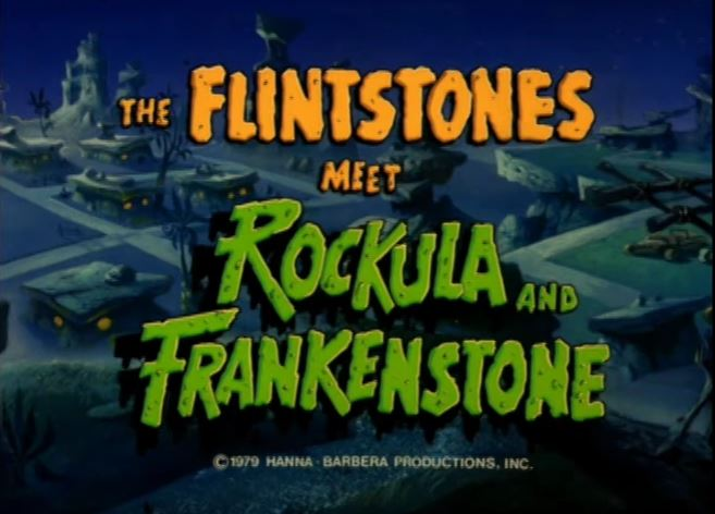 The Flintstones Meet Rockula and Frankenstone 1979