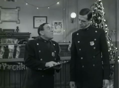 """Car 54 Where are you? """"Christmas at the 53rd"""" S01 E15"""