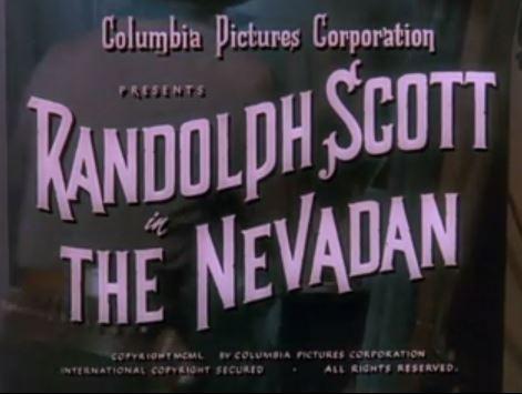 The Nevadan 1950