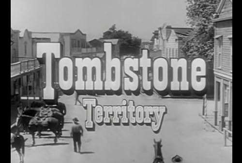 Gun Fever Tombstone Territory 1958