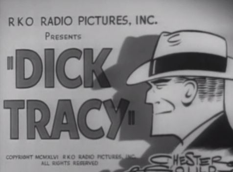 Dick Tracy 1945