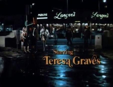 Get Christie Love! 1974 TV Movie